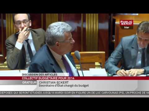 Projet de loi de finances rectificative pour 2014
