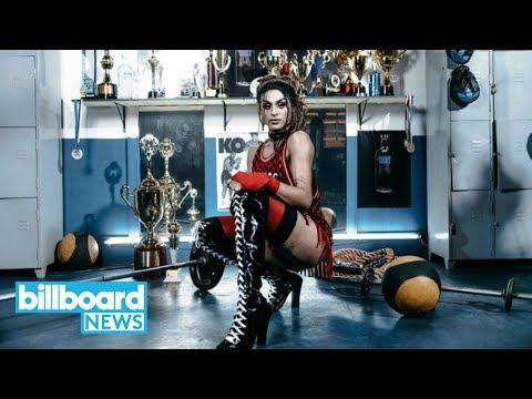 Pabllo Vittar: Meet Major Lazers Brazilian Drag Queen Collaborator  Billboard News