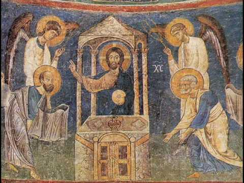 Valeriy Kikta - Frescoes of St. Sophia of Kyiv (1974) - part 1