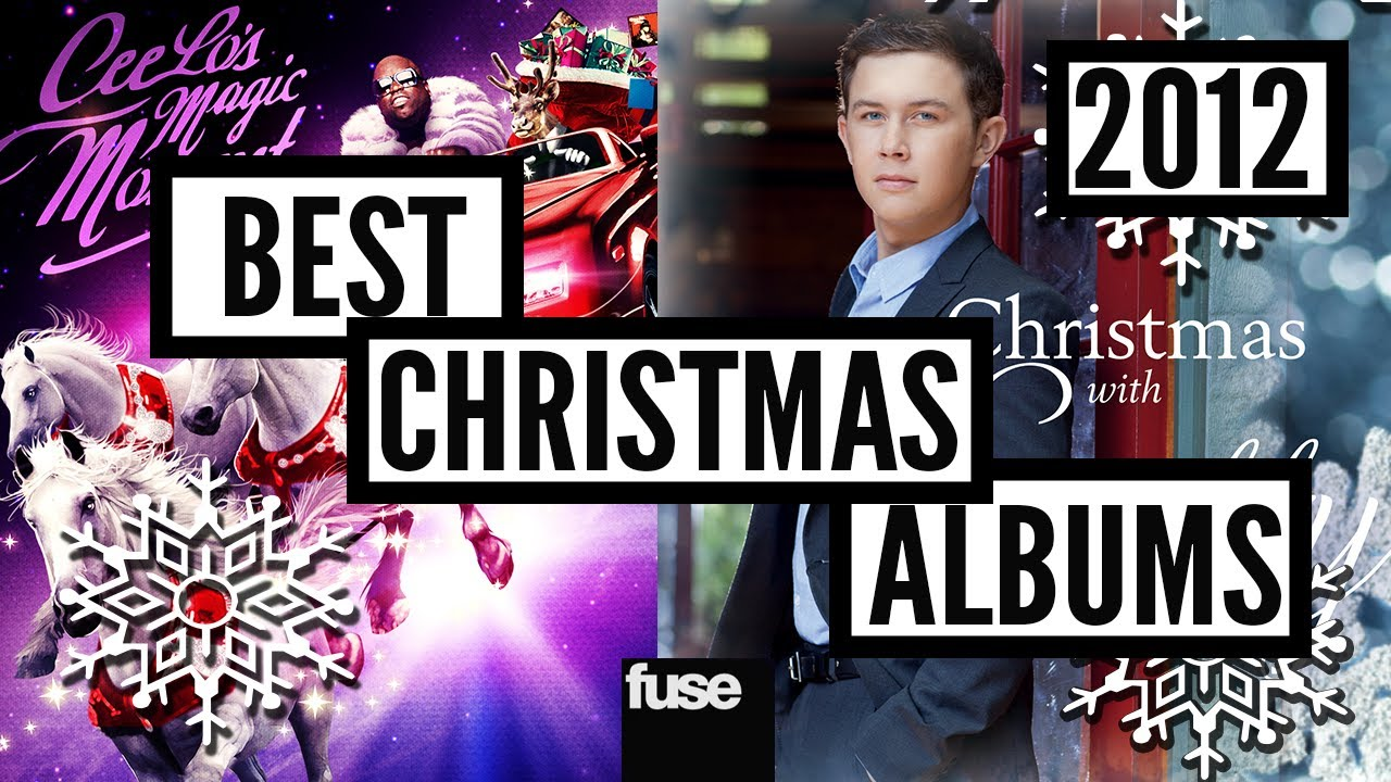 Best Christmas Albums of 2012! - Cee Lo Green, Scotty McCreery ...