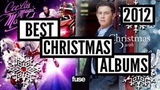 Best Christmas Albums of 2012! - Cee Lo Green, Scotty McCreery, Blake Shelton