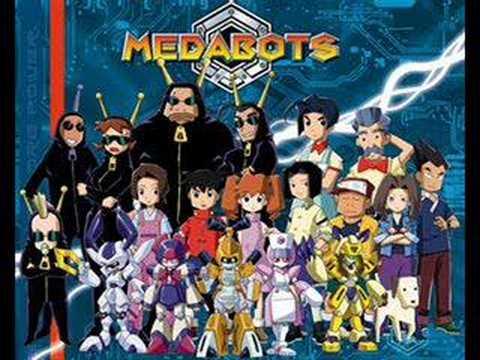 Medabots Theme