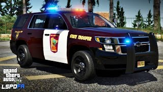 GTA 5 LSPDFR #69 - Minnesota State Patrol (Home State Patrol) [GTA 5 Police Mod]