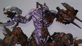 Chaos Daemons - Soul Grinder of Tzeentch -- Showcase