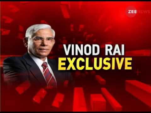 Exclusive Interview: Former CAG Vinod Rai talks about jobs lead growth of India