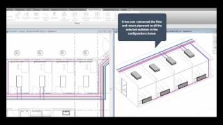 Enhancing the power of Revit MEP - MagiCAD Radiator Connection Tool