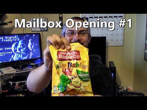 Mailbox Opening #1