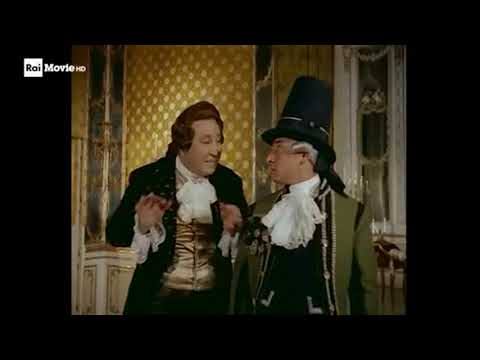 Eduardo De Filippo - Ferdinando I Re di Napoli...un filmone