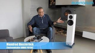 Audio Physic CLASSIC 5 - erklärt von Entwickler Manfred Diestertich