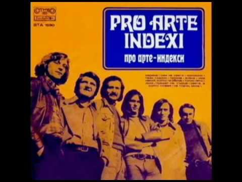 Indexi - Predaj Se Srce (Live in Bulgaria, 1973.)