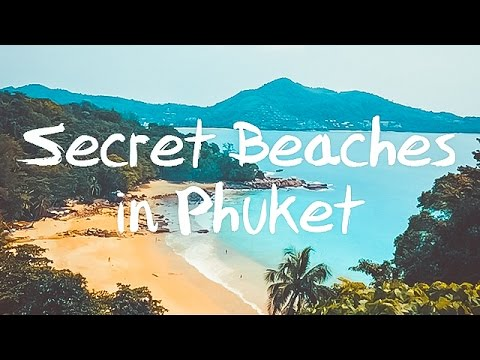 Secret Beaches in Phuket
