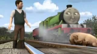 Thomas y sus amigos   Las buenas obras de Henry completo)
