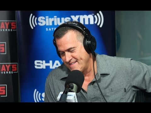 "PT. 1 Bruce Campbell Defines a B-List Actor & ""the Chin Thing"" on Sway in the Morning"