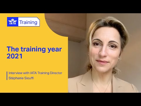 IATA Training | Message from the Director