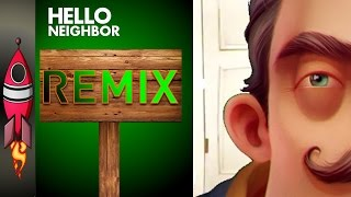 Hello Neighbor Song [REMIX] | Alone With You | Rockit Gaming