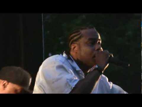 NICE AND SMOOTH LIVE at Crotona Park On Popparotz Tv