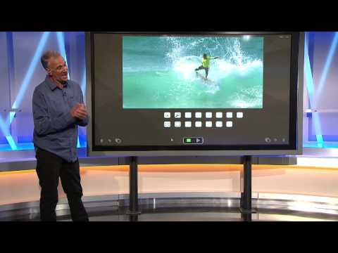ASP Preview Show - Barton Lynch's world title telestrator analysis