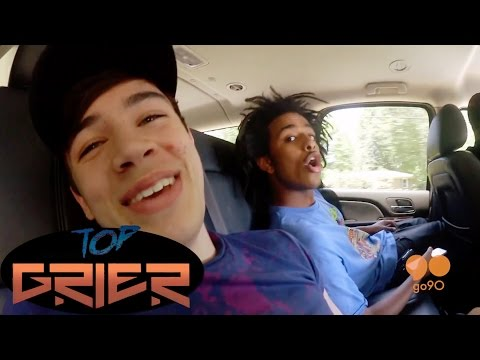 Hayes Grier Returns Home to North Carolina - Top Grier Ep. 1 | Go90 Original Series