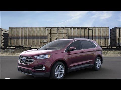 New 2020 Ford Edge Newport News VA Hampton, VA #509108