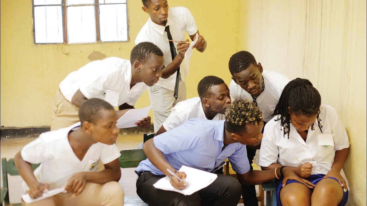 Download PATTYNO COMEDY: Gukopera Ikizami Cya Leta ( Cheating National Examination)