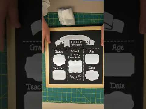 Dry Erase Board Cleaning Magic Trick