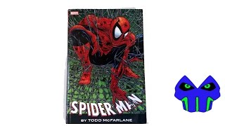 Spider-Man Marvel Omnibus Review - Todd McFarlane COMPLETE Run Marvel Comics Hardcover Book