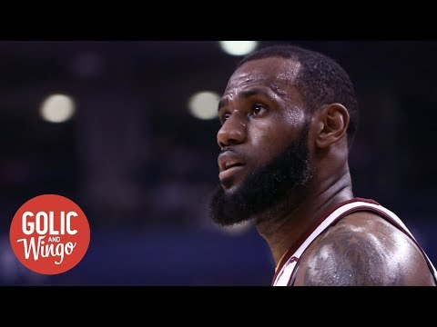 Is this the year the Cavs miss the Finals? | Golic and Wingo | ESPN