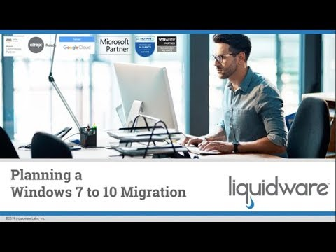Planning A Windows 7 To 10 Migration