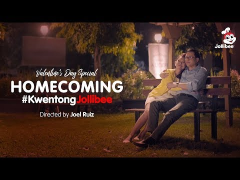 #KwentongJollibee2018: Homecoming