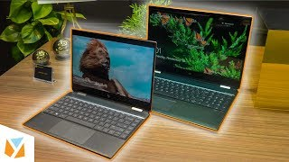 HP Spectre x360 13 & 15 (2018) Hands-on, First Impressions