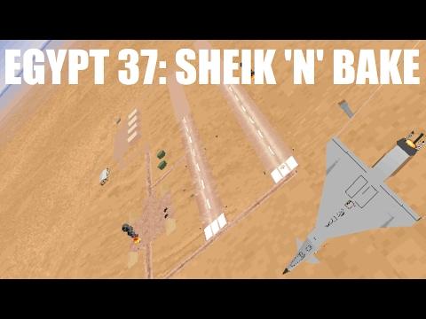 ATF - Egypt Mission 37: Sheik 'n' Bake