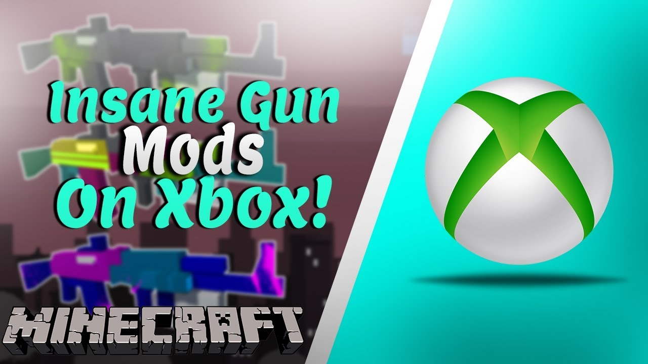 You can play csgo and pubg in minecraft. How To Download Gun Mod On Minecraft Xbox One Youtube