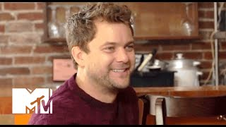"""Gambar cover Joshua Jackson Can't Get Over """"Dawson's Creek"""" 