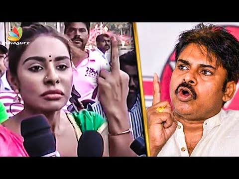 Sri Reddy's Abusive Reply to Pawan Kalyan | Sri Leaks, Casting Couch | Hot News