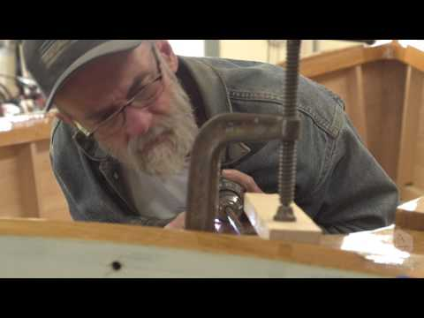 Building the TotalBoat work skiff - Tips for drilling (Episode 36)