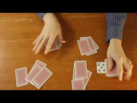 Как научиться хорошо играть в дурака. Алекс Деукс