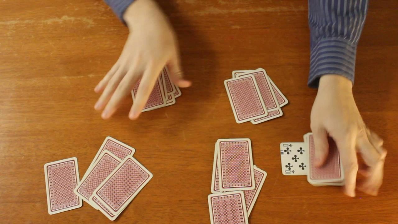 Как отлично научиться играть в карты как играть в осел на картах