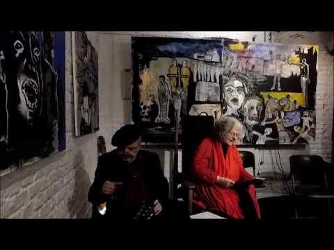 Autoren gegen den Krieg -  Coop Anti-War Cafe Berlin 27.5.2019