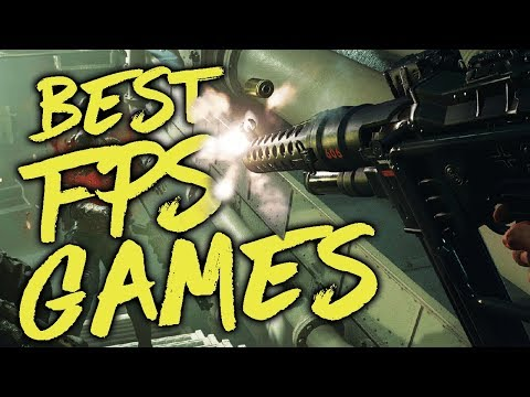 10 Best FPS Games of 2017