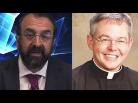 Robert Spencer & Msgr. Stuart Swetland debate: Is Islam violent?
