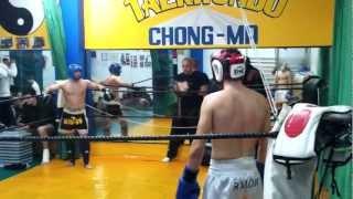 Combate Ramón Chong-Ma