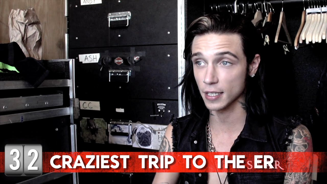 Apologise, andy biersack hot message, matchless)))
