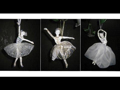 Панно балеринки своими руками