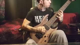 Mercenary New Desire Guitar Cover