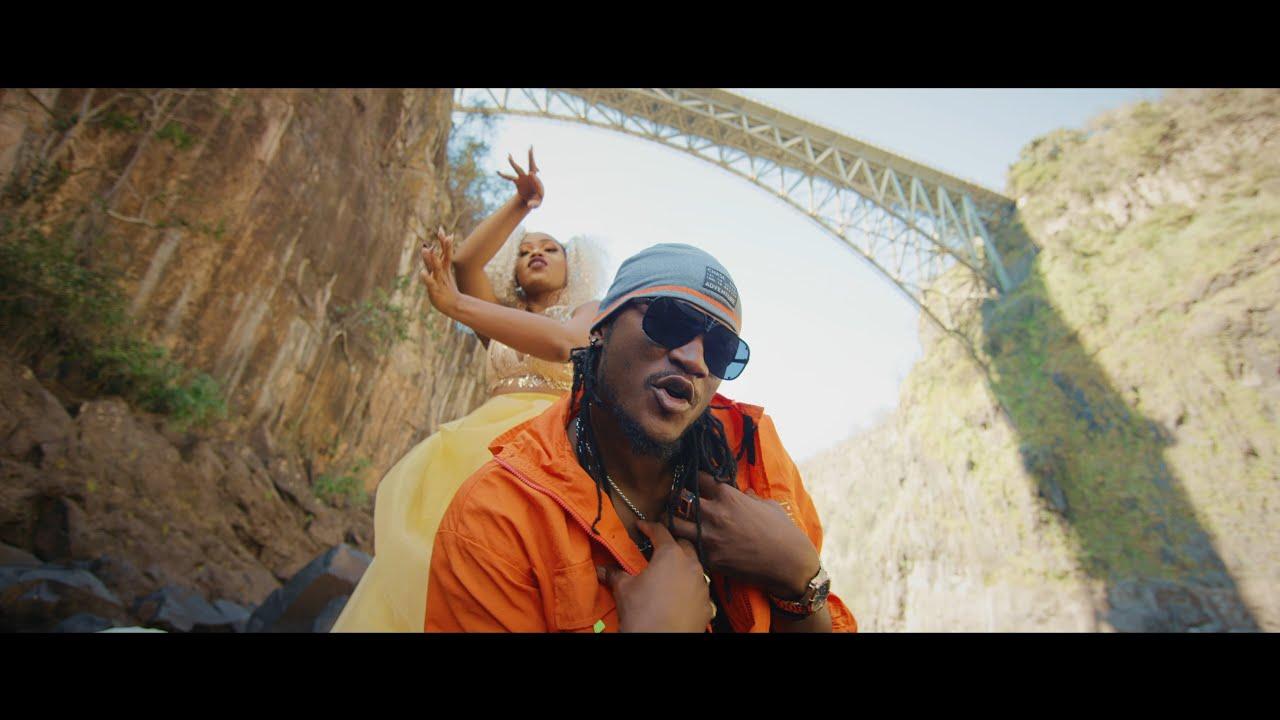 Download Tamy Moyo - Kuteera Ft @Jah Prayzah (Official Video)