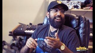 6ix Breaks Down Everybody Dies, FL Studio File, Talks Working w/ Logic, DJ Khalil, Cubeatz