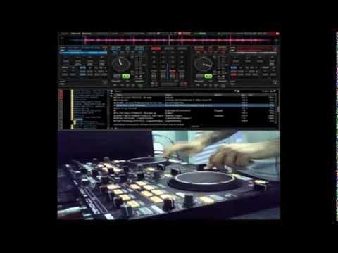 VIRTUALDJ RADIO -  DUBSTEP -  SET MIXADO -  DENOM MC3000