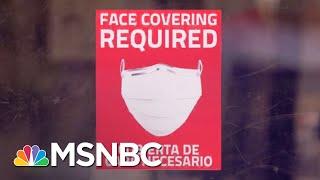 Bill Kristol: Refusing A Mask Isn't Liberty, It's Nihilism   The 11th Hour   MSNBC
