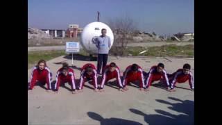 Kocaeli Üniversitesi Sivil Savunma ve İtfaiyecilik Bölümü Tanıtımı
