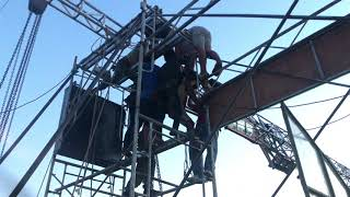 อุปสรรคที่เราเจอ ทั้งสายไฟฟ้าเเรงสูง ทั้งสถานที่คับแคบมาก!! บ.ขี้เหล็ก อ.ธวัชบุรี ร้อยเอ็ด